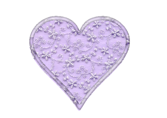 Lavender heart png. Collection of clipart