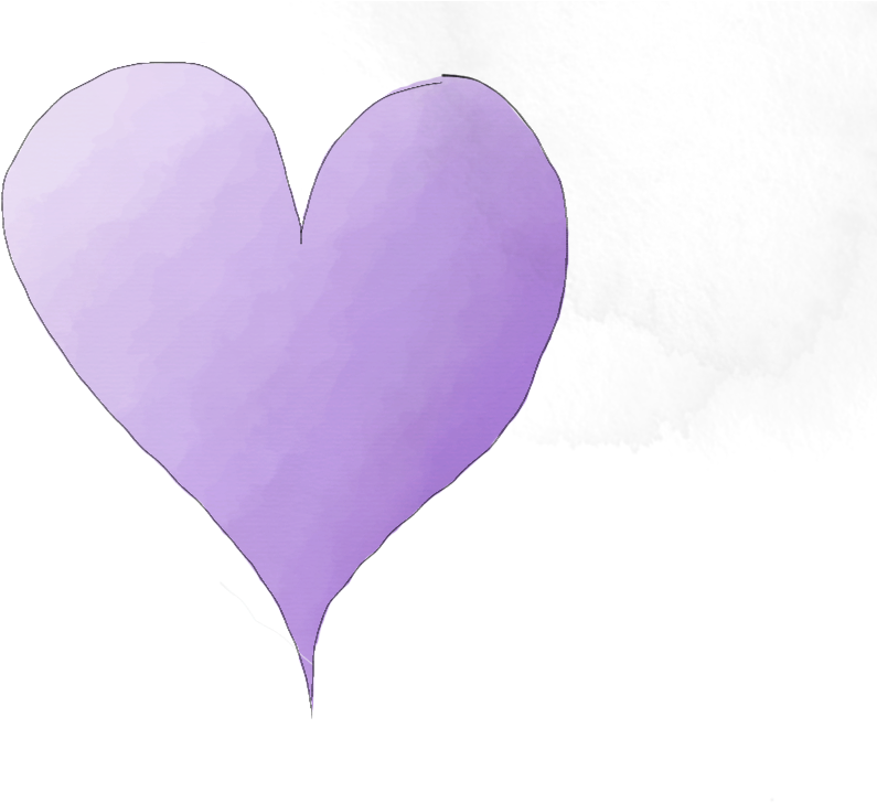 Lavender heart png. Download hd banner library