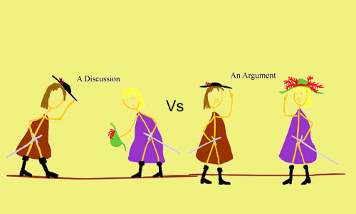 Law clipart balanced argument. Difference between and discussion
