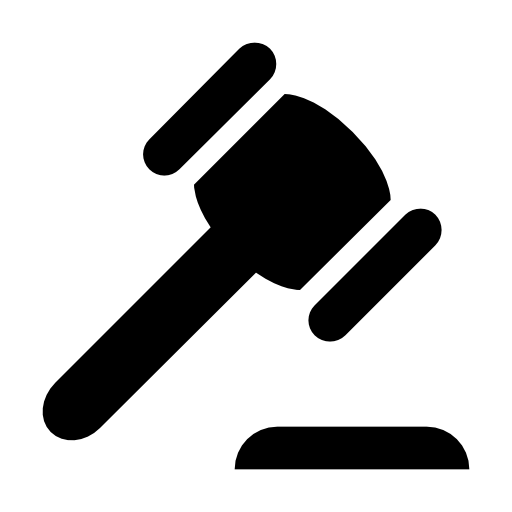Law drawing simple. Collection of lawyer
