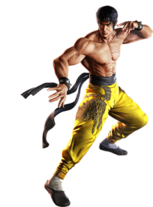 Law drawing tekken 3. Marshall wikivisually tpng