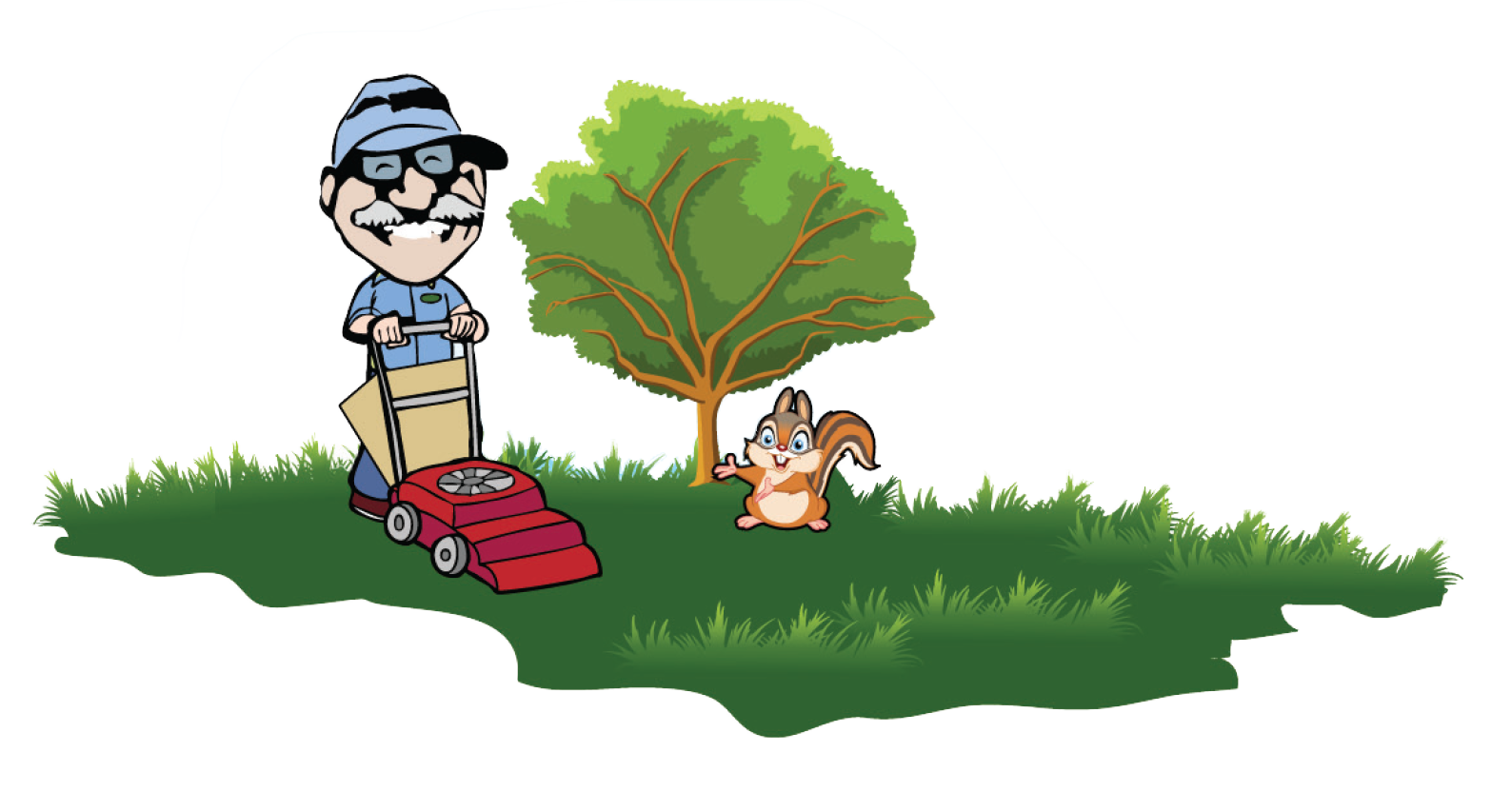 Lawn care clipart spring. Growing season mowing grounds