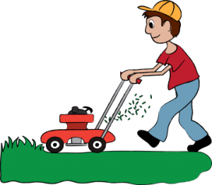 Lawn clipart brush cutter. Mow the png transparent