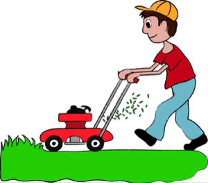 Mowing clipart logo. Lawn mower at getdrawings