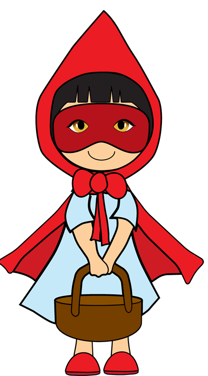 Wolf clipart red riding hood. Collection are you looking