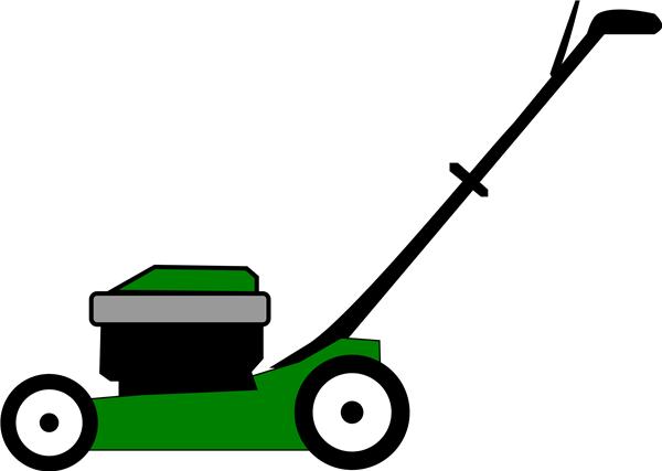 Lawn mower clipart professional. Facilities and operations university
