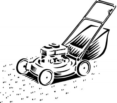 Drawing at getdrawings com. Lawn mower clipart sketch svg free library