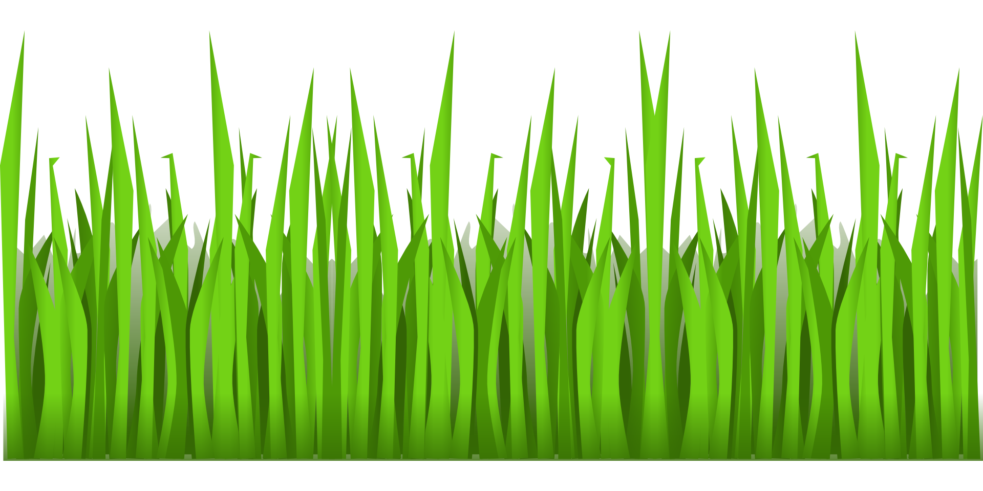 Lawn vector art. Clip lemon grass transprent