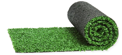 Lawn vector fake grass. Blades of glory artificial