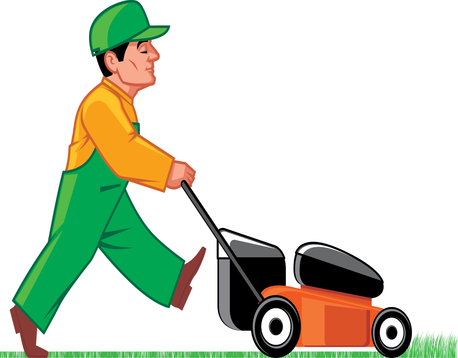 Mowing clipart logo. Free grass cliparts download