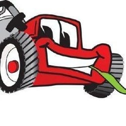 Lawnmower clipart landscaping. The lawn mower man