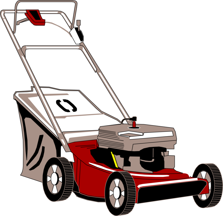 Lawnmower vector. Lawn mowers computer icons