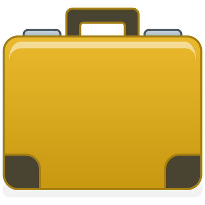 Lawyer briefcase png. Icon