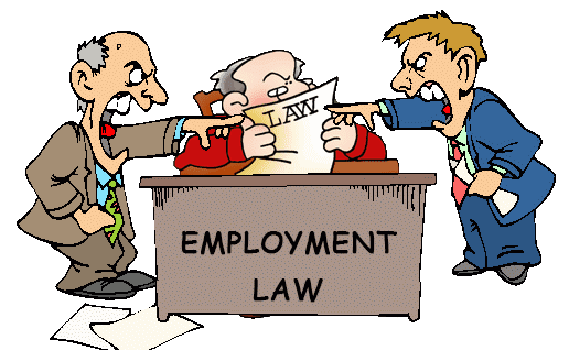 Lawyer clipart employment law. How is applied in