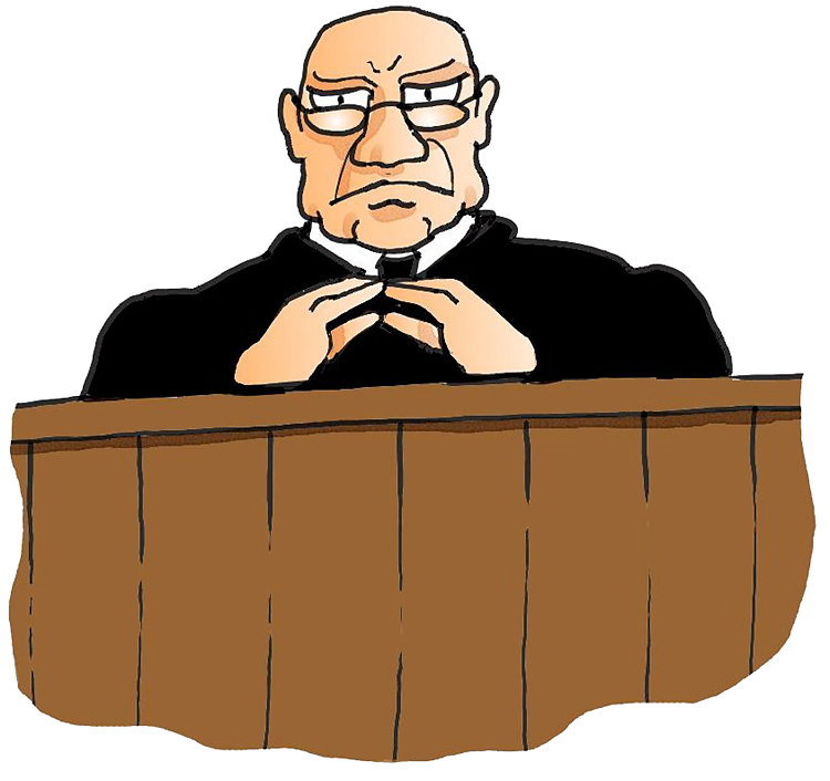 lawyer clipart federal law