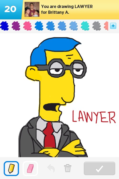 Lawyer clipart immigration lawyer. Drawing at getdrawings com