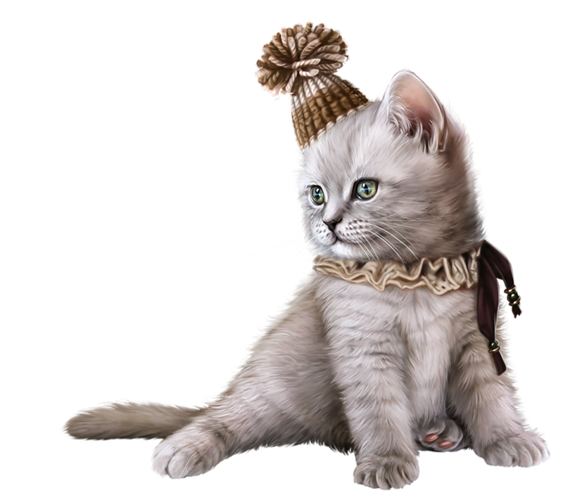 Laying ginger cats png. Liveinternet