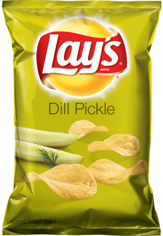 dill pickle png
