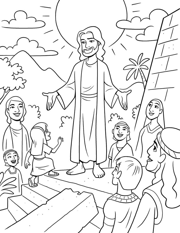best pages images. Lds clipart coloring page clip art royalty free library