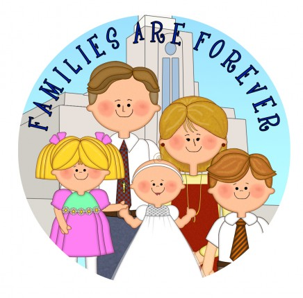Lds clipart family. Primary