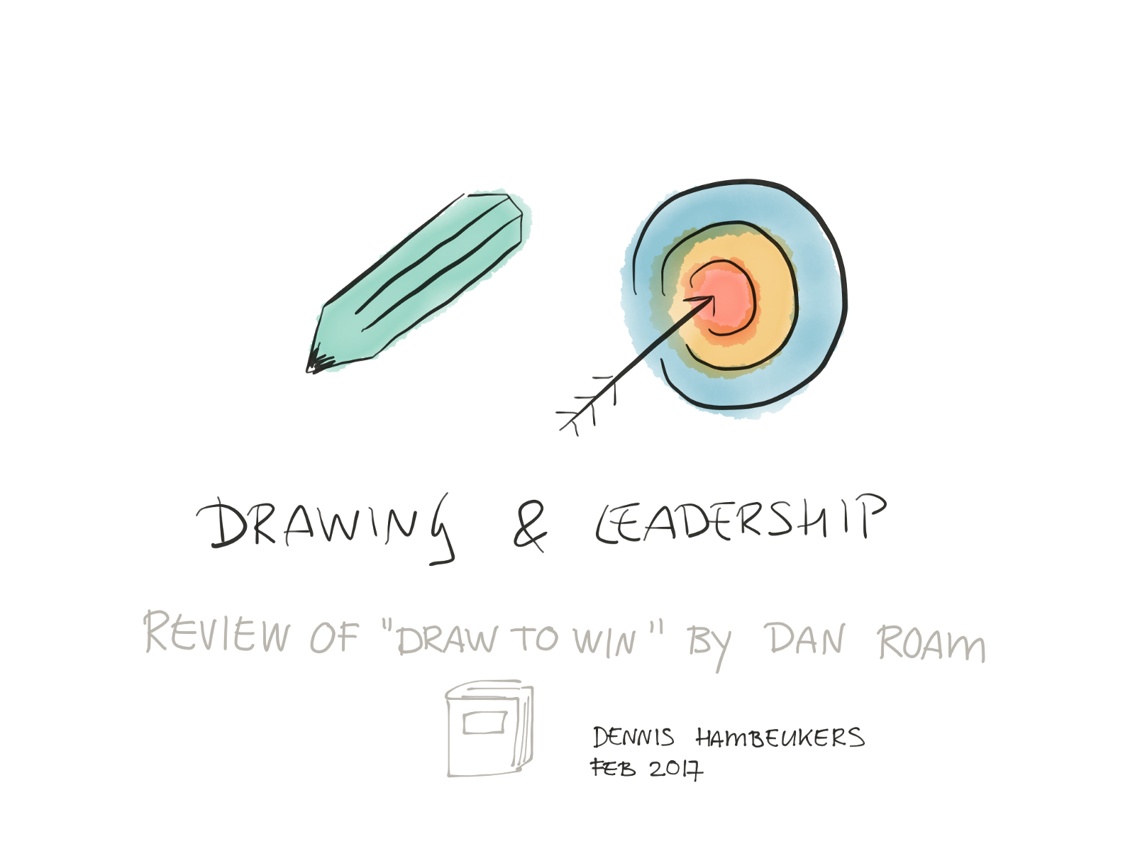 Drawing journals visual. Draw to win a
