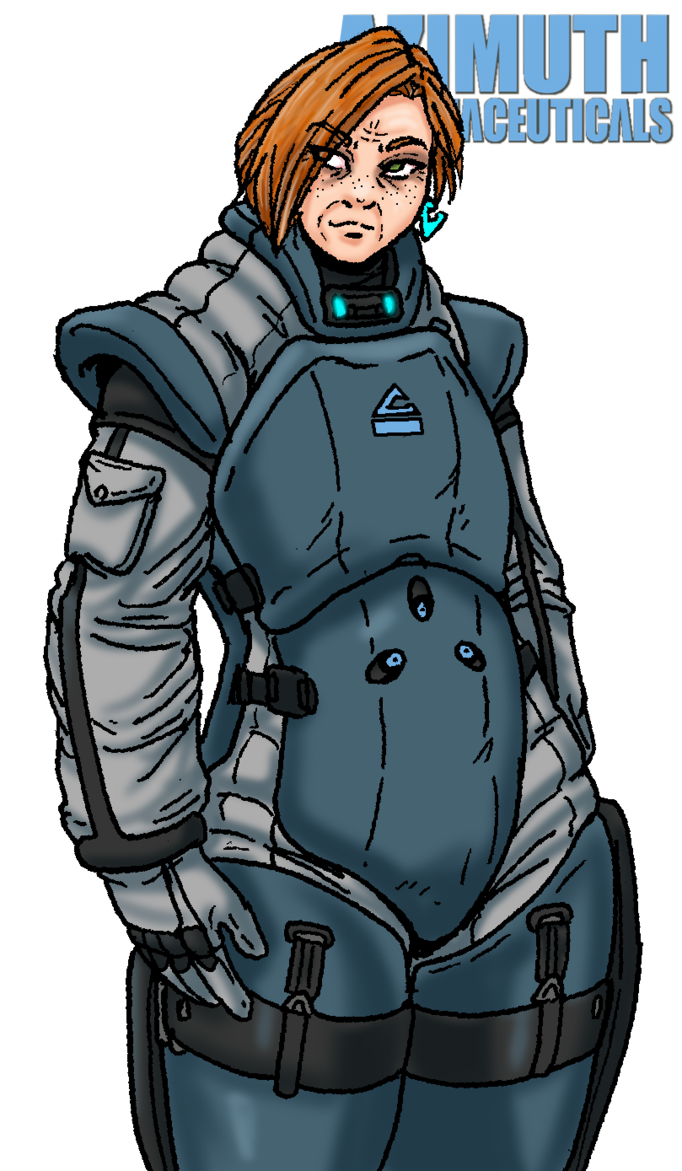 Lead drawing anime. Scientist by shabazik on