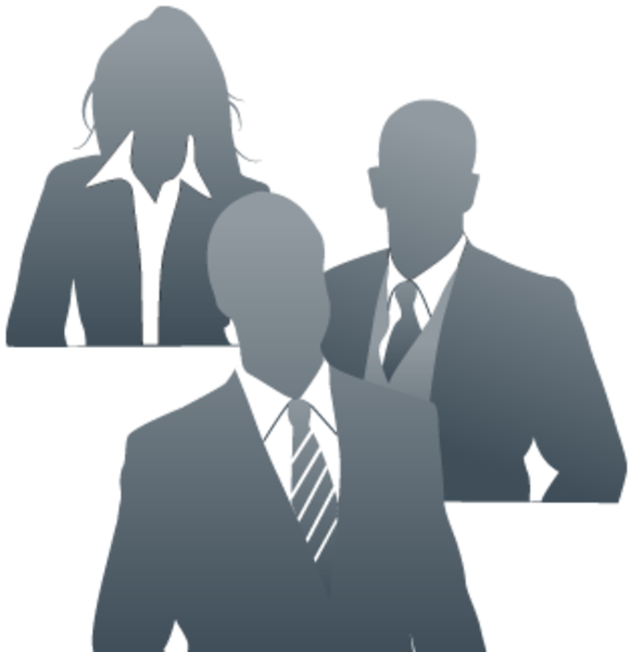 leadership clip black. Leader vector picture royalty free library