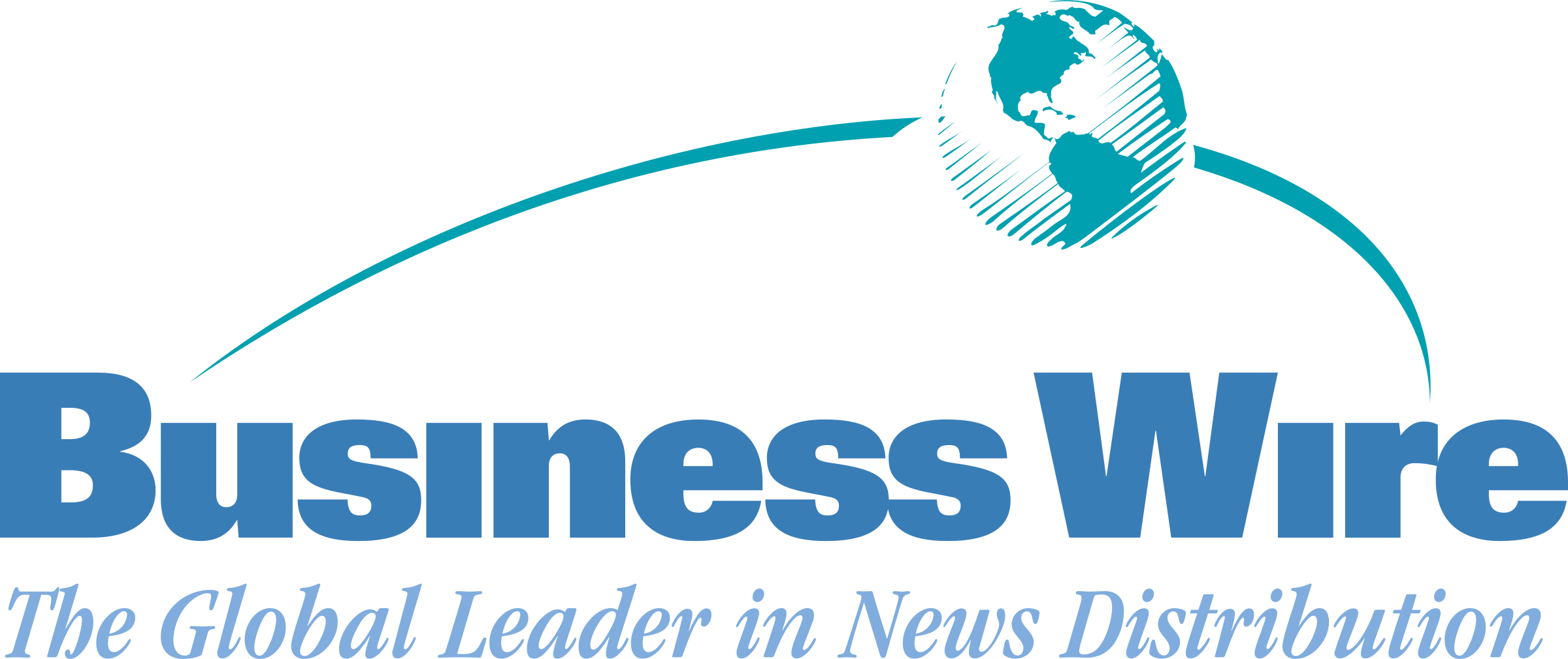 Leader vector big. Business wire logo png