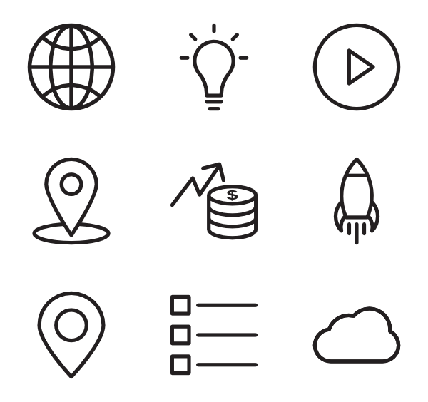 Leader vector market. Free icons designed by