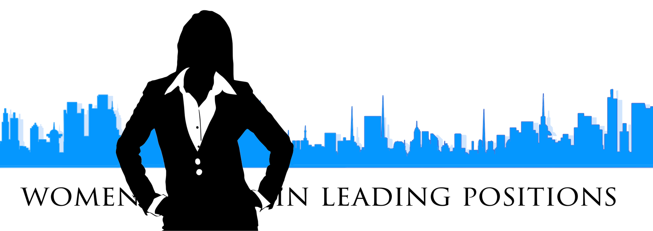 Businessperson female entrepreneurs corporation. Leadership vector clipart freeuse download