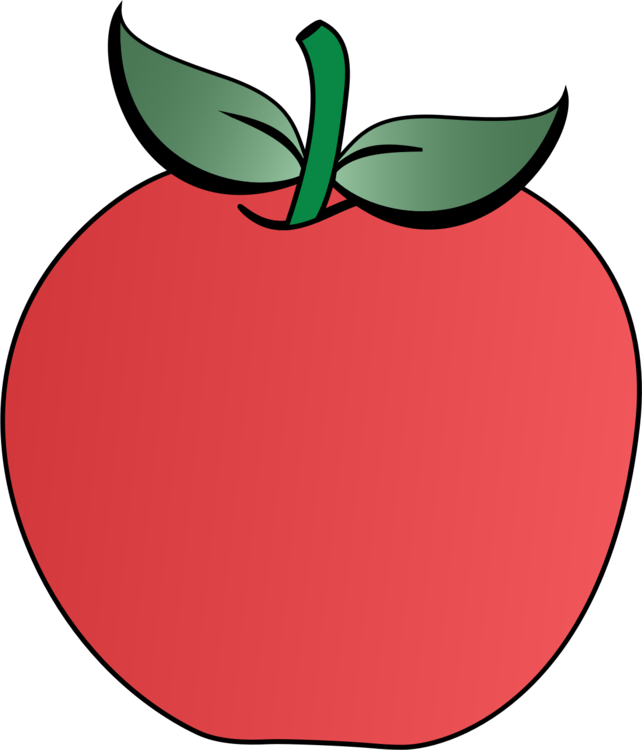 Drawing fruit free commercial. Leaf clipart apple tree svg free library