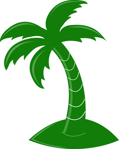 Palm clipart cool. Coconut at getdrawings com