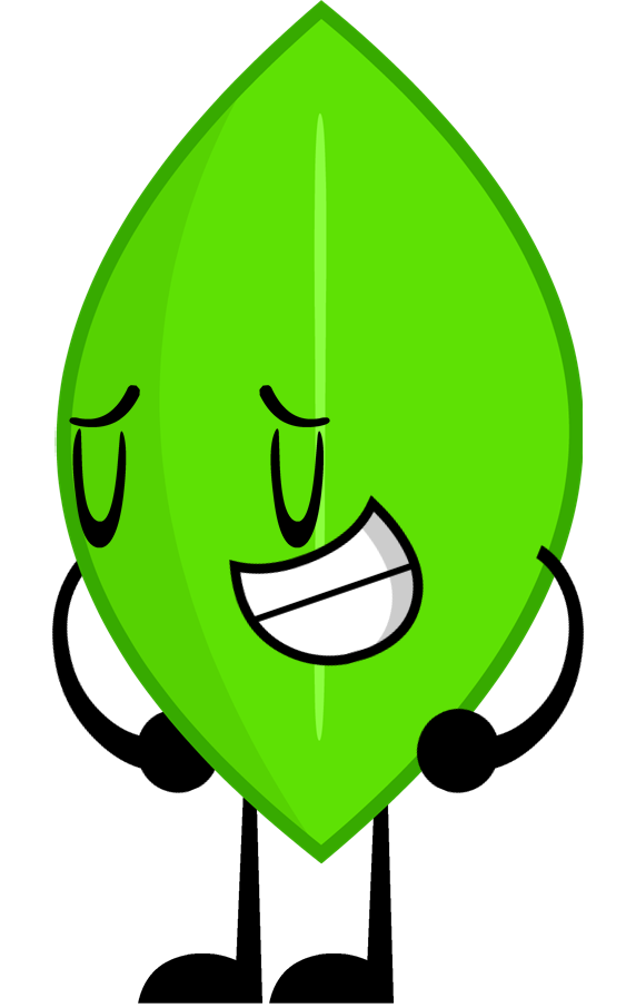 Leafy png. Image new pose object