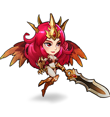 League of angels alecta png. Chibi angel mikaela by