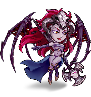 League of angels alecta png. Chibi angel styx by