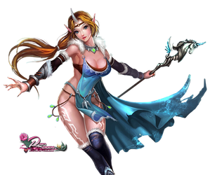 League of angels png. By rosieroses on deviantart