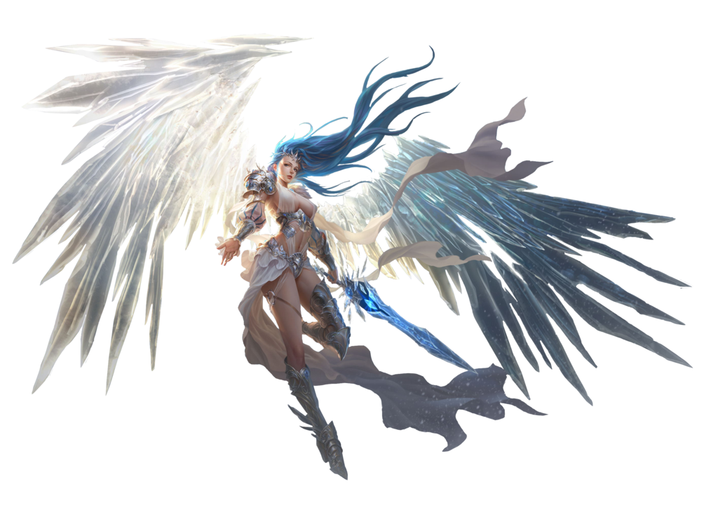 League of angels png. Render by malekith on