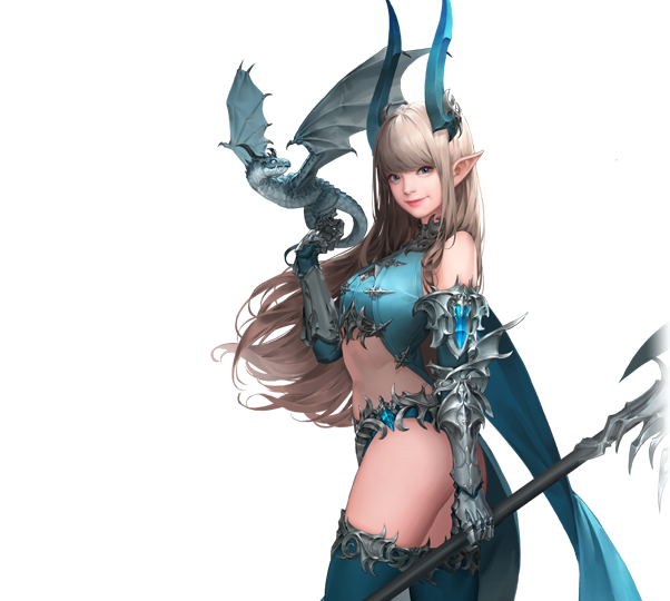 League of angels witch png. Rw paradise land pinterest