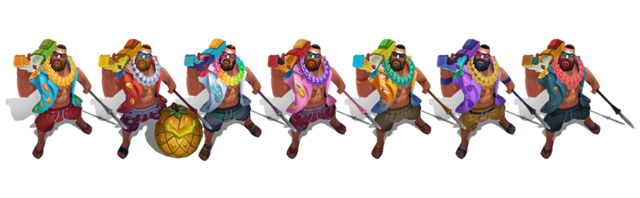 League of legends graves pool party png. Learn more gangplank