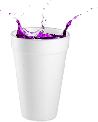 Lean drink png. Vaginajpower double cup love