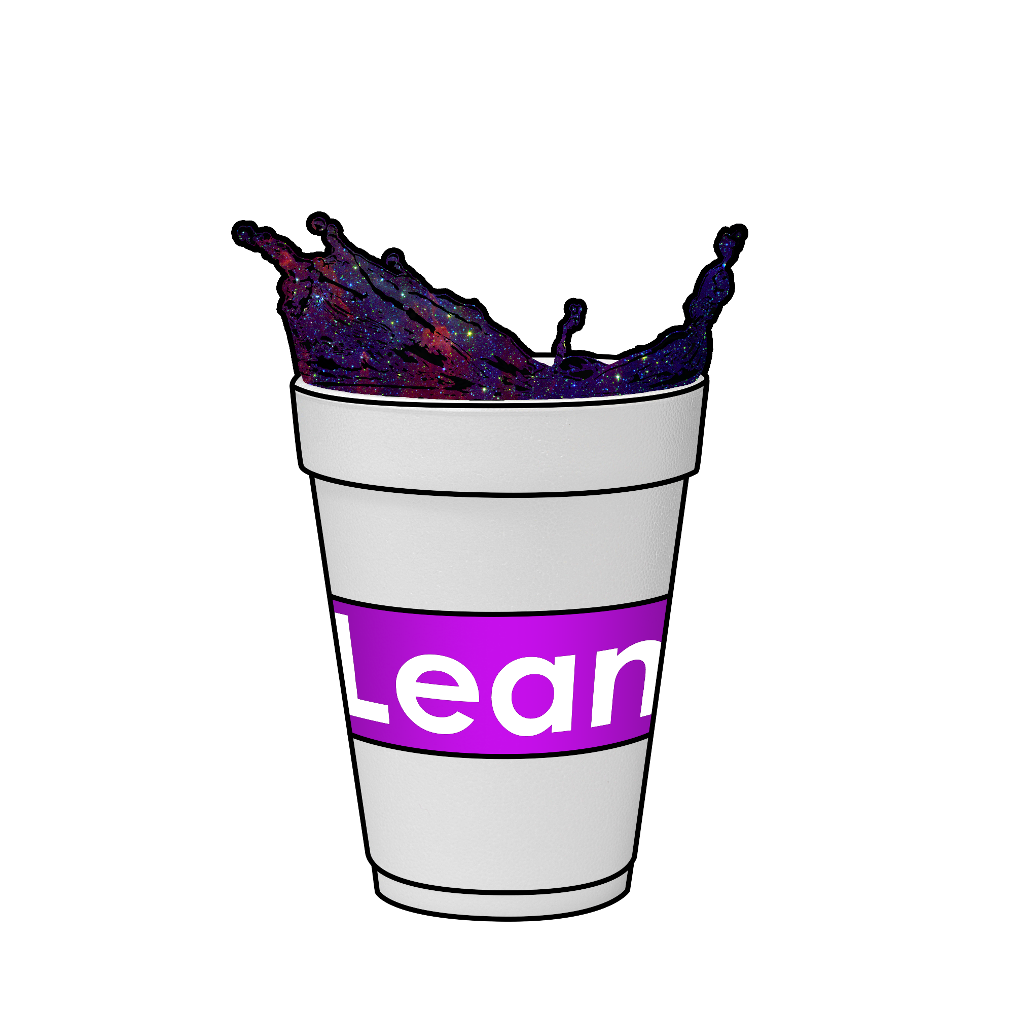 Lean png. Drink pinterest cup full