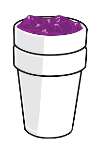 Purple lean png. Why is bad for