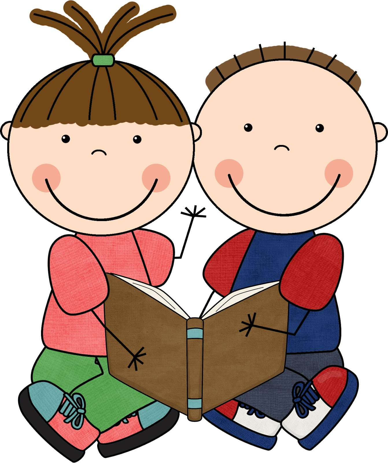 Book clipart buddy. Free learning cliparts download