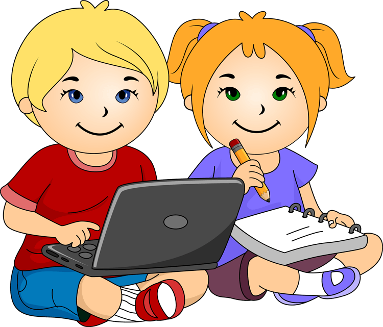 Learn clipart girl. Free learning cliparts download