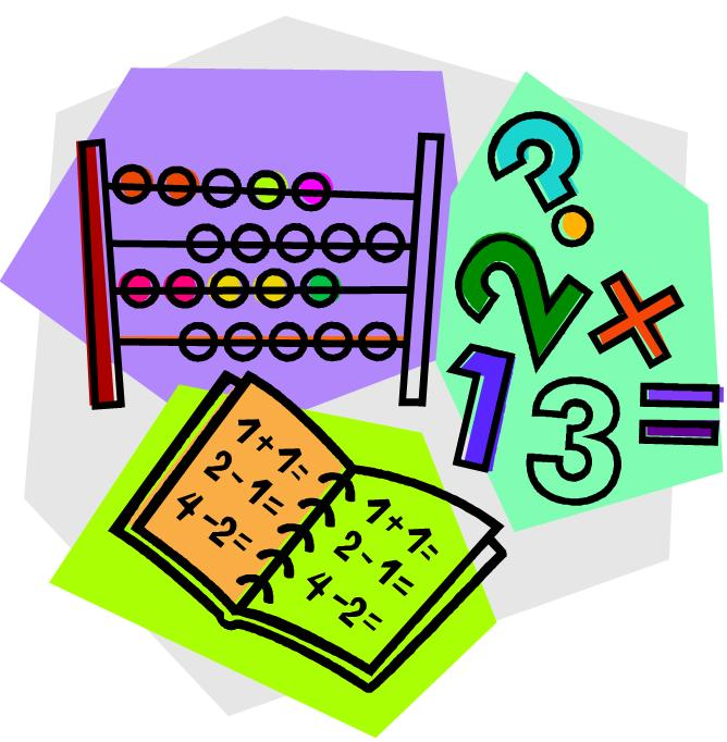 Addition clipart numeracy. Learn to read of