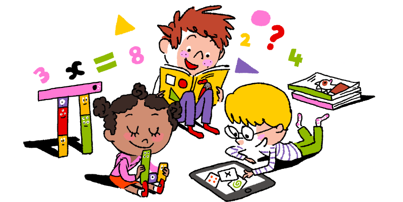 Learn clipart math. Images for kids full