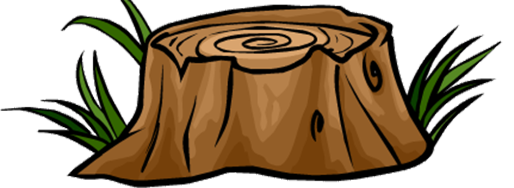 Learning clipart top management. Cartoon tree stump best