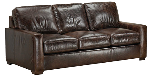 Leather couch png. North carolina fine furniture