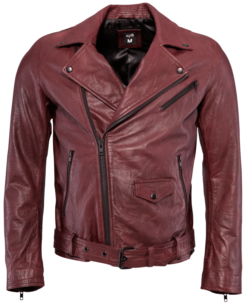 Leather vector. Jacket png image background