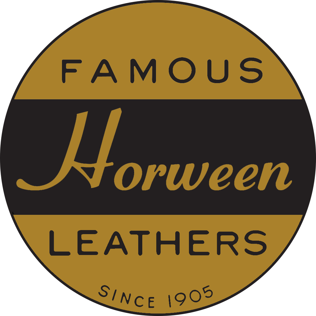 Horween co . Leather vector goods banner transparent library